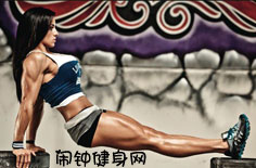 健身房写真之肌肉型男(模特)