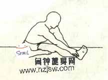 拉伸大腿后侧腘绳肌的32种方法(一)