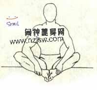 大腿内收肌的37种拉伸方法(一)