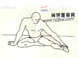 小腿的8种拉伸方法
