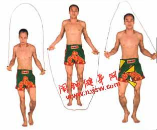 泰拳练习前的十个热身运动图解