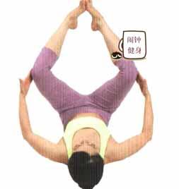 改善腰背酸痛的钻石腿该怎么练