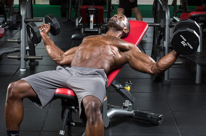 一日胸背超级组计划,一步一步教你怎么练胸背超级组