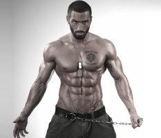 拉扎尔一周五天健身训练计划,全身肌肉的安排和组数锻炼搭配