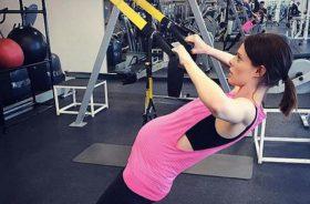 即将当妈妈的你也可以锻炼,但是前提是注意下面三点