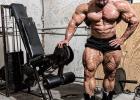 43岁的健美巨兽身材不减当年