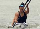 皮划艇运动员的肌肉很强壮,练背不可或缺的杠铃划船源自皮划艇!
