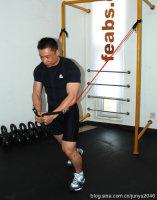 弹力绳力量训练技巧系列