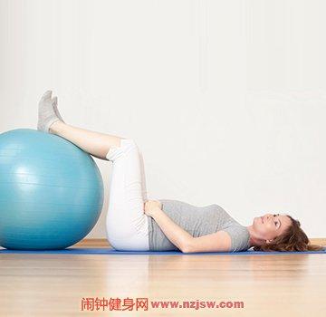 平常不锻炼的人怀孕时该怎么做运动