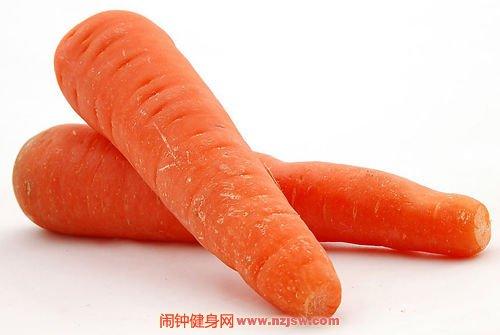什么食物富含β-胡萝卜素?以及β-胡萝卜素的好处